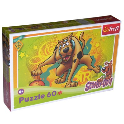 Scooby Doo Basketball 60 Teile Trefl Puzzle Online Kaufen