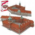 3D Puzzle - The Royal Castle in Warsaw