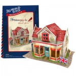 3D Puzzle World Style - Welcome to UK