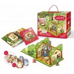 Cubic-Fun-E1601h 3D Puzzle - Little Red Riding Hood - Schwierigkeit: 2/8