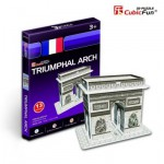 Cubic-Fun-S3014H Puzzle 3D Mini - Triumpfbogen, Paris