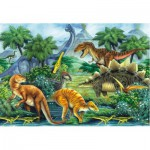 Puzzle  Perre-Anatolian-3285 Die Dinosaurier