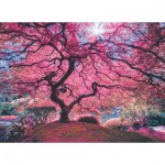 Puzzle   Pink Tree