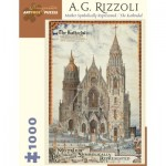 Puzzle   A. G. Rizzoli - Mother Symbolically Represented / The Kathredal, 1935