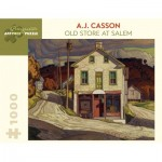 Puzzle   A.J. Casson - Old Store at Salem, 1931