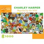 Puzzle   Charley Harper - Beguiled by Wild