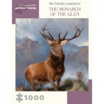 Puzzle  Pomegranate-AA1007 Sir Edwin Landseer - The Monarch of the Glen