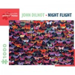 Puzzle  Pomegranate-AA1023 John Dilnot - Night Flight