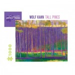 Puzzle   Wolf Kahn - Tall Pines, 1999