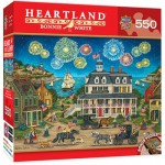 Puzzle   Heartland - Fireworks Finale