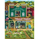 Puzzle  Master-Pieces-31678 XXL Teile - The Old Country Store
