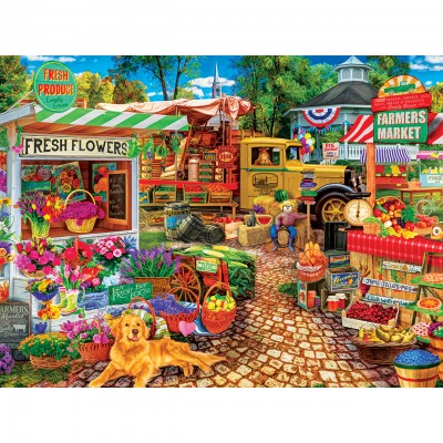 Puzzle Master-Pieces-31996 Sale on the square