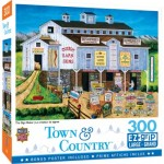 Puzzle  Master-Pieces-32155 XXL Teile - The Sign Maker