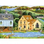 Puzzle   XXL Teile - Heartland - The White Duck Inn