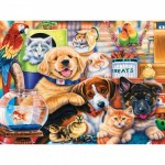 Puzzle   XXL Teile - Home Wanted