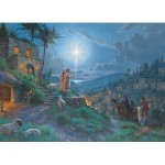 Puzzle  Cobble-Hill-51843 Mark Keathley: Arrival of the Magi