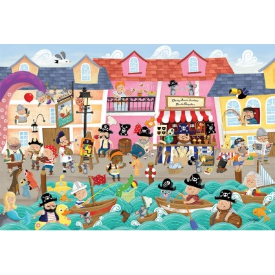 Puzzle Cobble-Hill-58878 A Pirate's Life