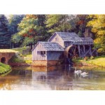 Puzzle  Cobble-Hill-80111 Mabry Mill