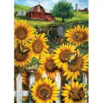 Puzzle  Cobble-Hill-85046 XXL Teile - Country Paradise