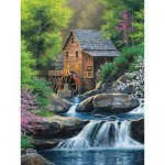 Puzzle  Cobble-Hill-88020 XXL Teile - Spring Mill