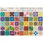 Puzzle  Cobble-Hill-89014 Quilt Blocks