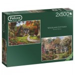 2 Puzzles - Dominic Davison - Woodland Cottages