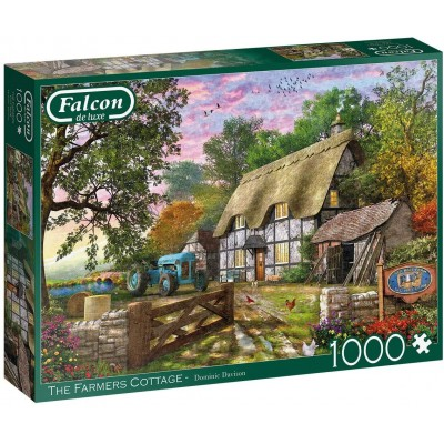 Puzzle Jumbo-11278 The Farmers Cottage