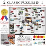 Irv Brechner - Puzzle Combo: Classic Cars
