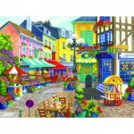 Puzzle   Nancy Wernersbach - French Market