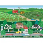 Puzzle  Sunsout-22622 Mark Frost - Sunshine Grocery