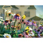Puzzle  Sunsout-29040 Sam Timm - Colors