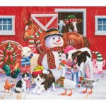 Puzzle  Sunsout-30446 XXL Teile - William Vanderdasson - Ready for Winter