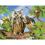 Puzzle  Sunsout-34950 XXL Teile - Owl Always Love You
