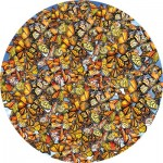 Puzzle  Sunsout-35047 Lori Schory - Monarch Frenzy