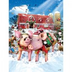 Puzzle  Sunsout-35048 XXL Teile - The Christmas Sweater