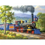 Puzzle  Sunsout-36626 XXL Teile - The Junction Express