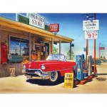 Puzzle  Sunsout-37460 XXL Teile - Onward Store Gas Station