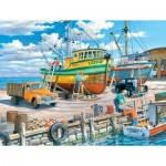Puzzle  Sunsout-39351 XXL Teile - Sisters of the Sea
