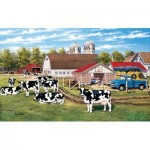 Puzzle  Sunsout-39476 XXL Teile - The Home Place