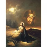Puzzle  Sunsout-40010 XXL Teile - Praying at Gethsemane