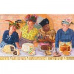 Puzzle  Sunsout-44639 XXL Teile - And The Blue Ribbon Goes To