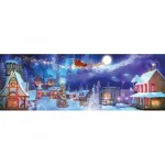 Puzzle  Sunsout-52054 XXL Teile - Christmas Ride