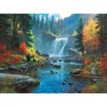 Puzzle  Sunsout-52907 Mark Keathley - Harmony