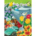 Puzzle  Sunsout-55693 XXL Teile - Welcome to the Garden Party