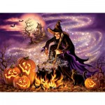 Puzzle  Sunsout-57139 XXL Teile - All Hallows Eve