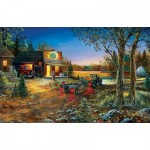 Puzzle  Sunsout-67399 Jim Hansel - Sportsman's Outlet
