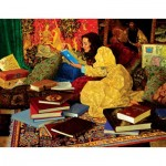 Puzzle  Sunsout-67577 XXL Teile - James Christensen - A Place of her Own