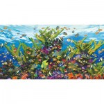 Puzzle  Sunsout-80141 XXL Teile - Aquarium of the Sea