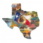 Puzzle  Sunsout-95030 XXL Teile - Mark Keathley - Images of Texas