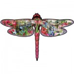 Puzzle  Sunsout-95208 XXL Teile - David Penfound - Dragon Fly